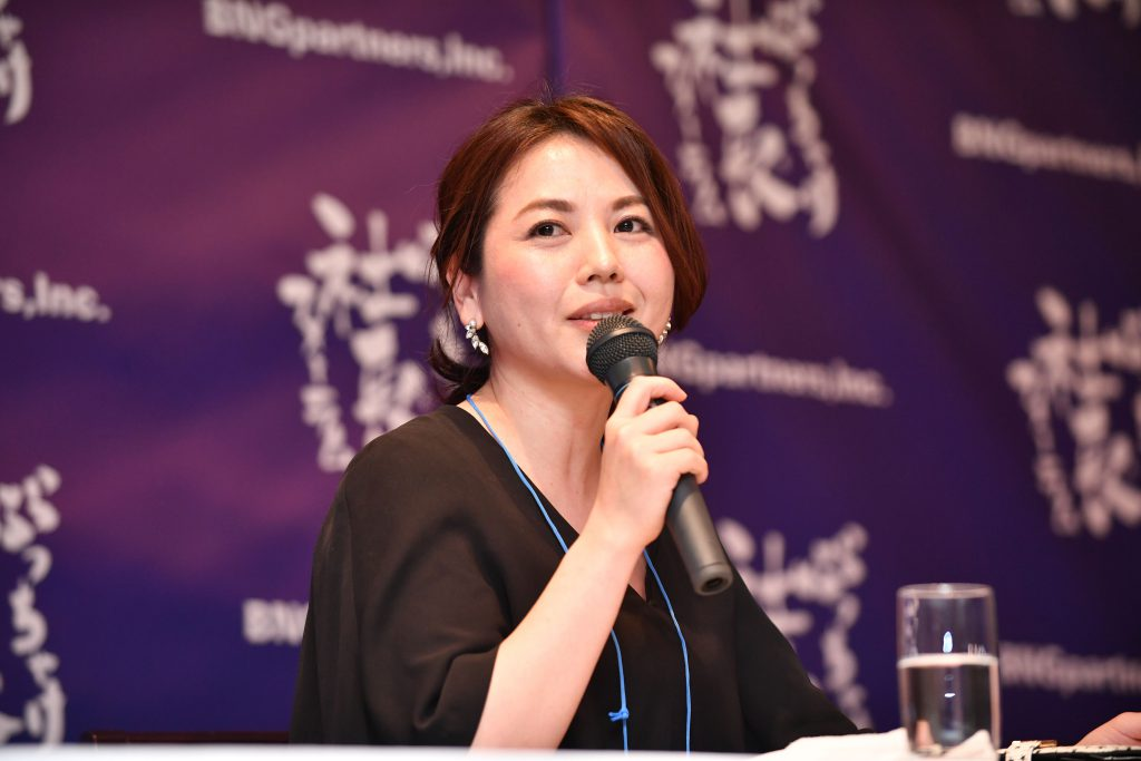 ランクアップ(取締役)日高由紀子_201802ぶっちゃけ社長フォーラム